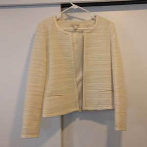 Jackets & Blazers - Banana Republic tweed jacket